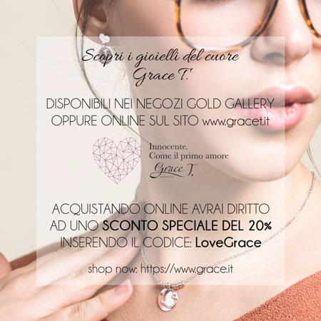 Scopri i gioielli del cuore Grace T.