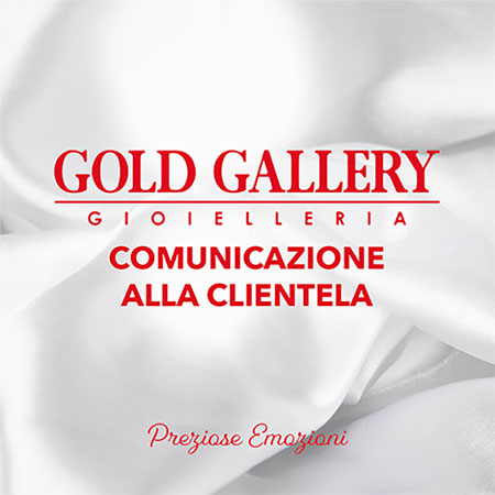 COMUNICAZIONE ALLA CLIENTELA!